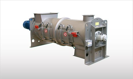 Continuous Single Shaft Mixers - WAH