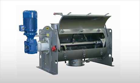 Batch-Type Single Shaft Mixers - WBH
